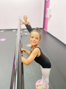 Happy Kids in Dance Class